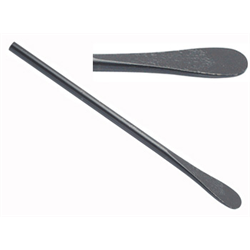 """BAR SPOON 18"""" CURVED WITH 11/16 STOCK pg.38"""