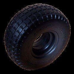 15X600X6 AMERITYRE SOLID TURF PRESS ON 360LB LOAD